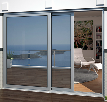 ThermaSlide™ 7000 Sliding Patio Insert Door