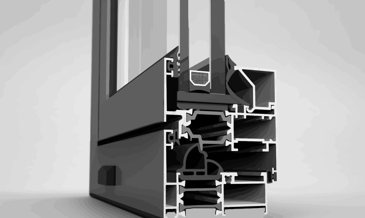 Integra™ 6000 Integral Rain Screen Window System