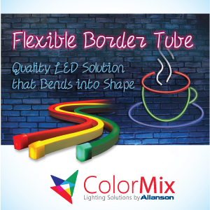 Flexible Border Tubing