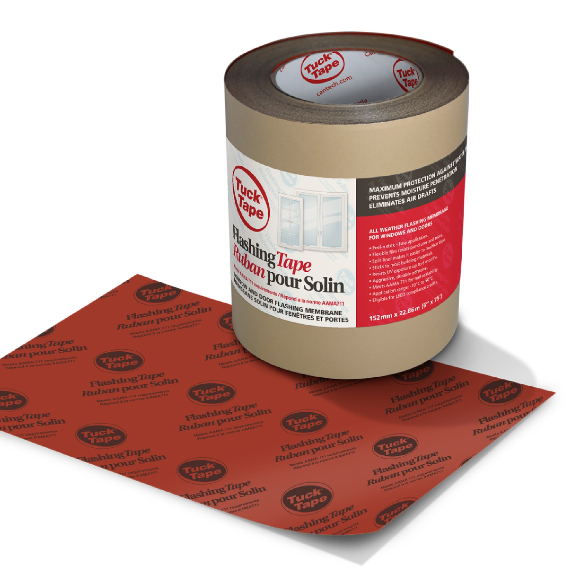 505 Tuck Tape Flashing Tape