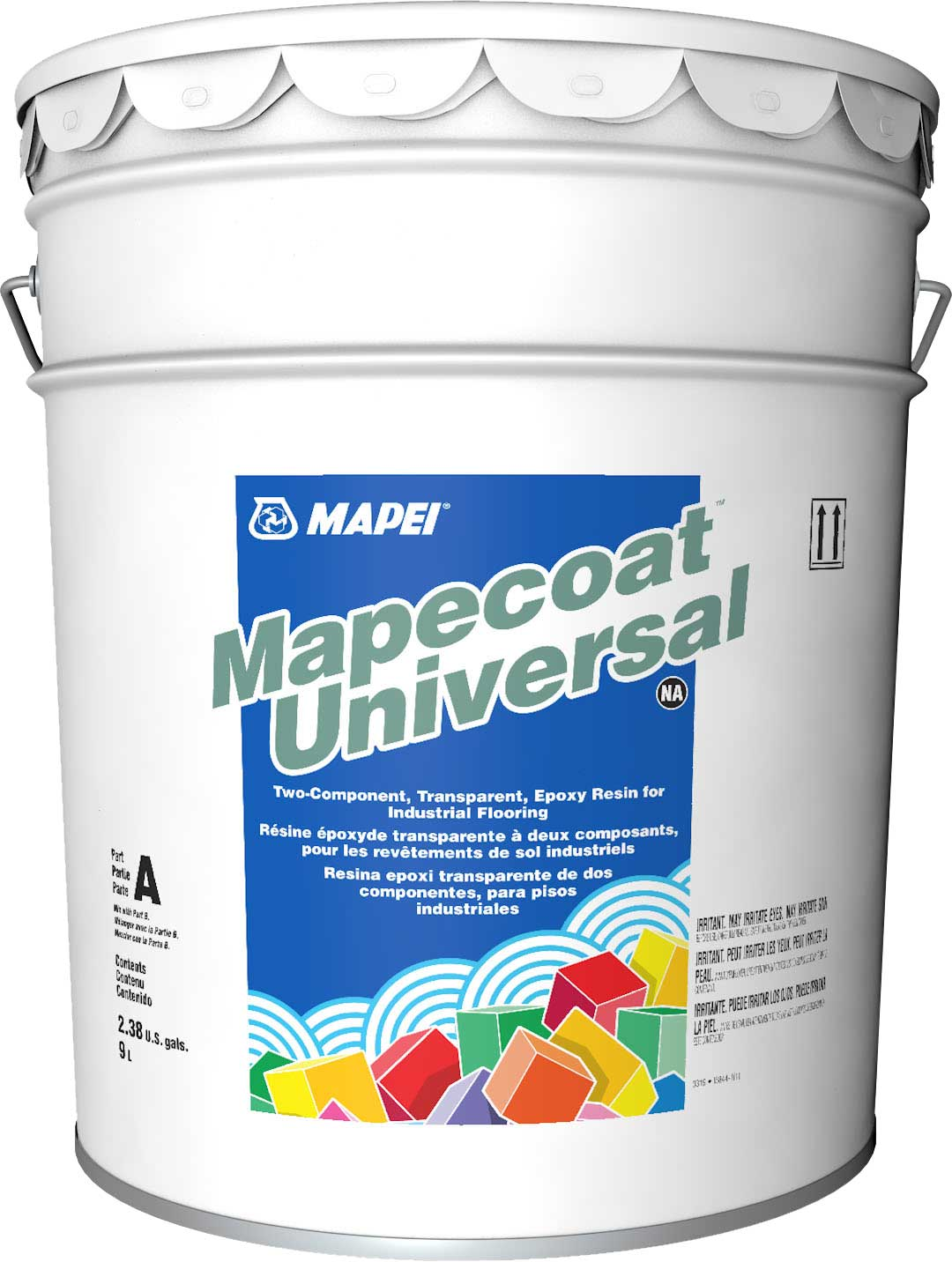 Mapecoat™ Universal: An effective solution for industrial flooring needs