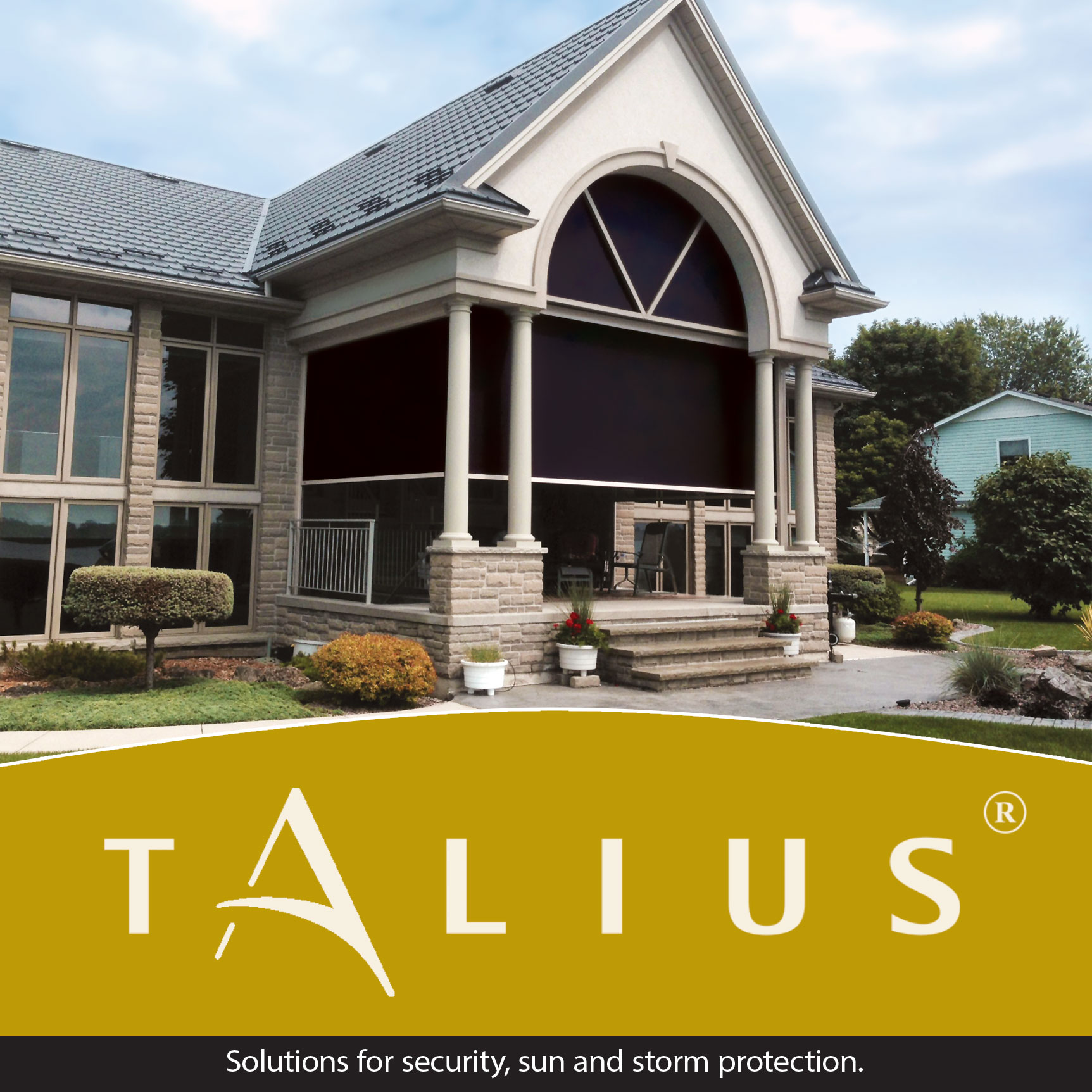 Talius Habitat Screens