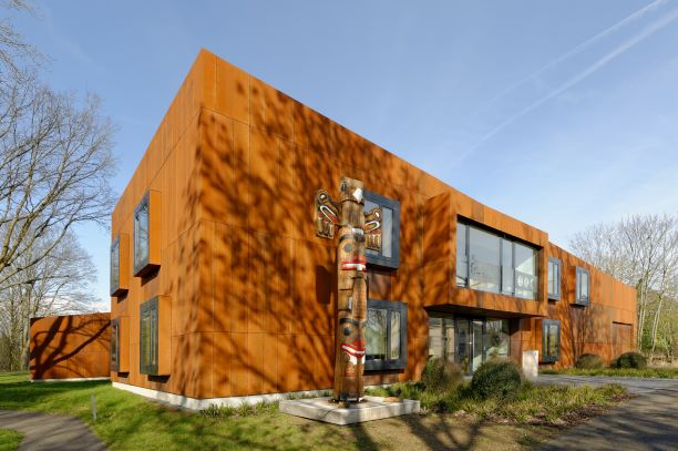 ArcelorMittal Indaten™ Weathering Steel for Roofing & Siding