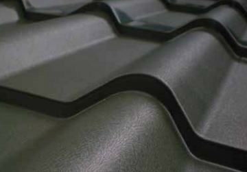 ArcelorMittal Granite® Deep Mat Prepainted Steel for Roofing and Siding