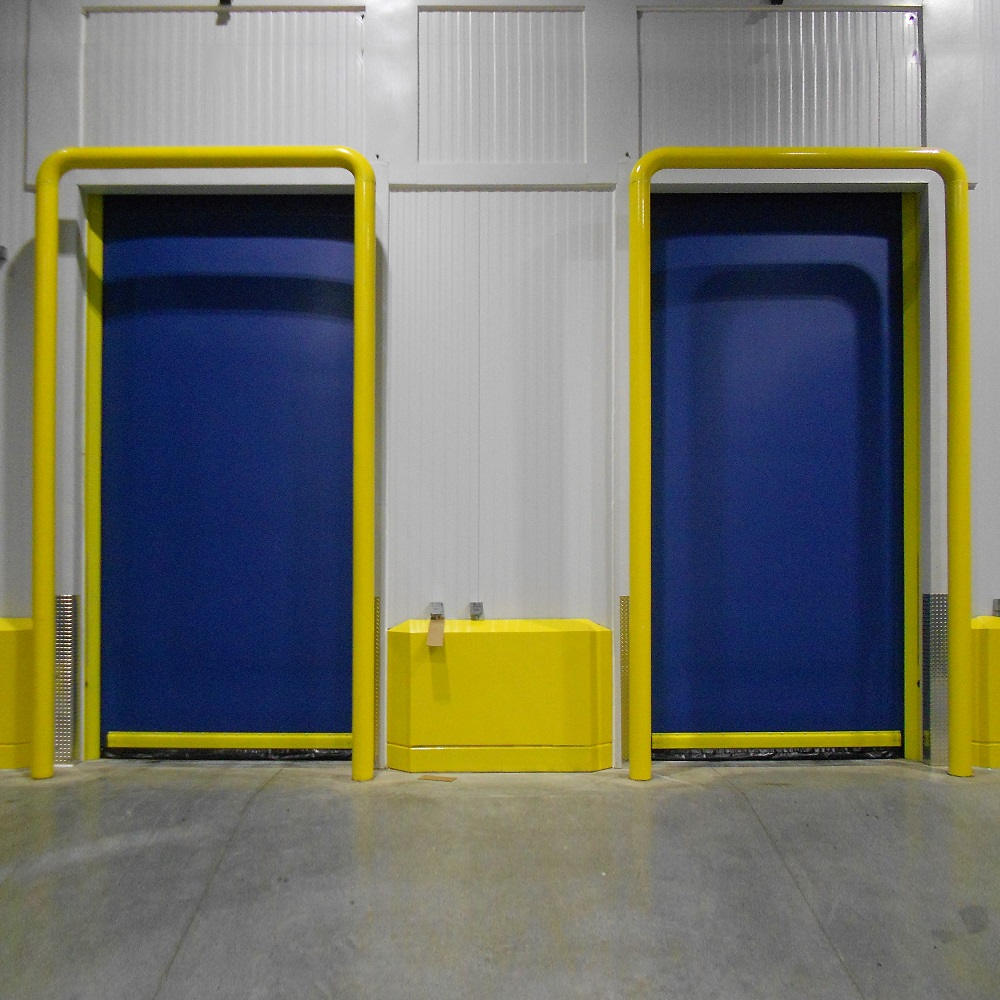 Turbo-Seal® Insulated Energy-Efficient Door