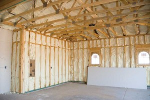 There are many strategies for reducing VOCs in interior spaces, ranging from careful construction site management and product installation sequencing to commissioning and building flush-out. Source control, as in selecting the safest materials or following certification programs, is also critical. Photo © Kelpfish/Dreamstime.com