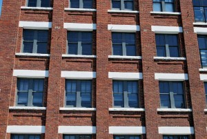 The thermal performance of windows is still important in buildings with low window-to-wall ratios (WWRs).