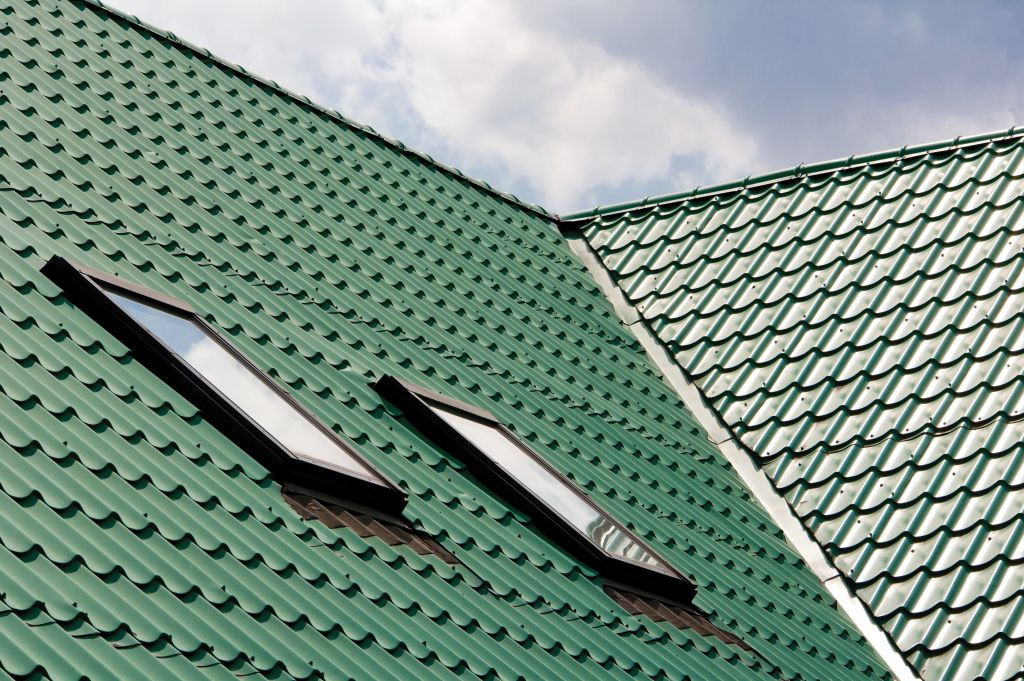 Prepainted metallic coated steel sheet for building panels for Roof material types pictures