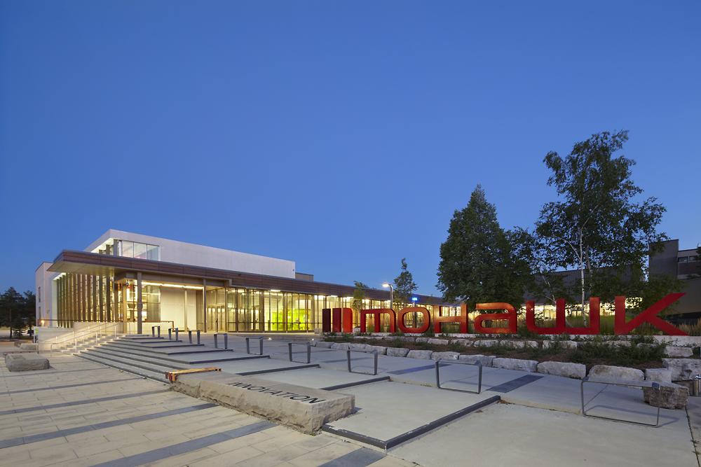 Mohawk College Gets An Efficient Expansion Construction