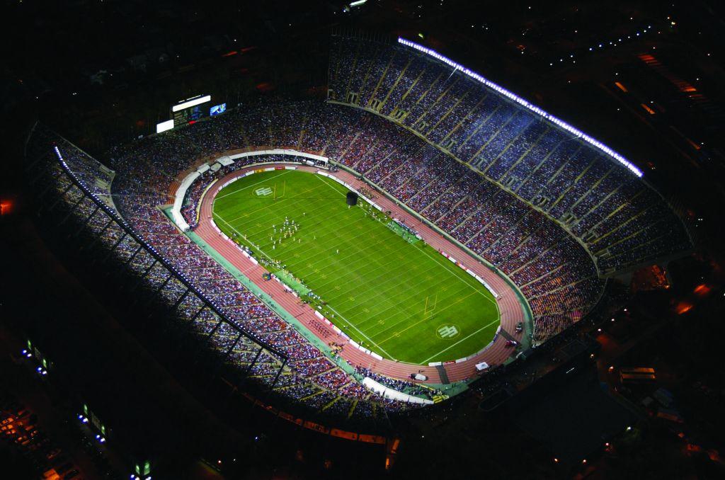 Award Photo - Commonwealth Stadium Aerial View