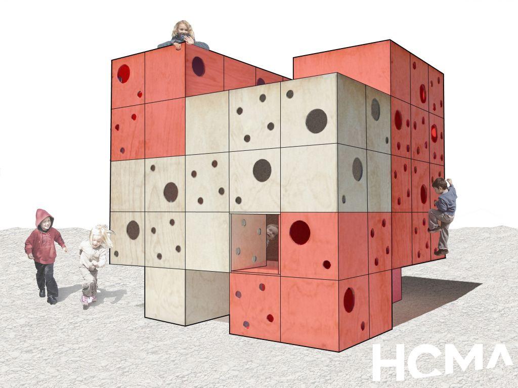 BuildingBlockHouse