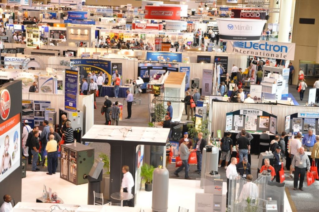 This year's Canadian Mechanical and Plumbing Exposition (CMPX) will feature more than 500 exhibitors to the tradeshow floor. Photo courtesy CMPX