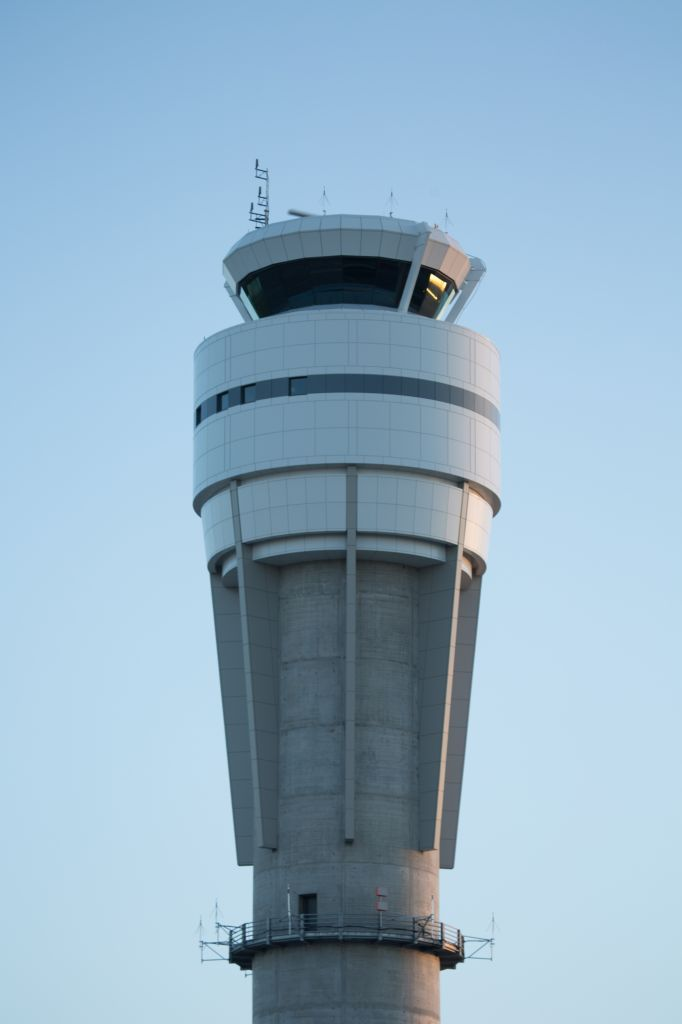 A New Air Traffic Control Tower Lands In Calgary