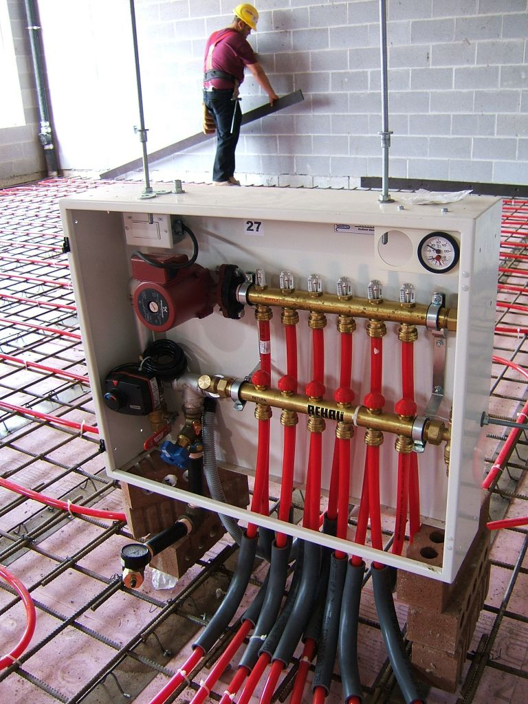 Radiant Idea High School Opts For Innovative Heating And