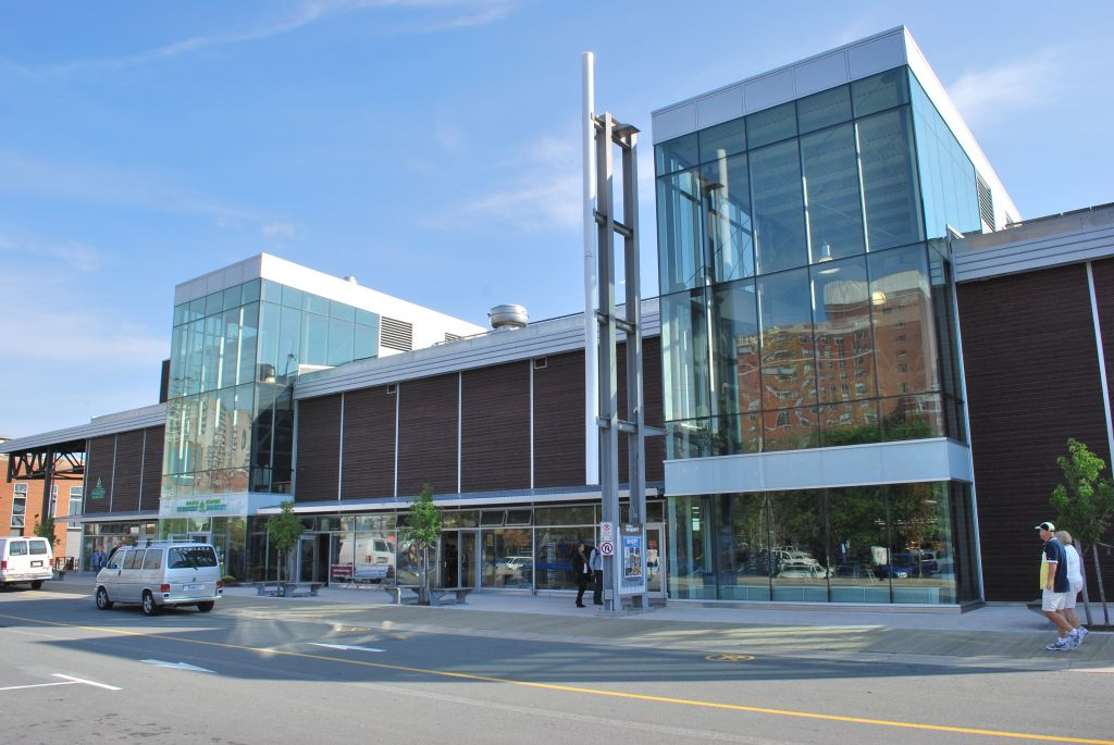 The Halifax Seaport Farmers' Market has been in operation since 1750. It is now one of the lowest energy-use buildings in the country. Photos courtesy Goodfellow and Sansin
