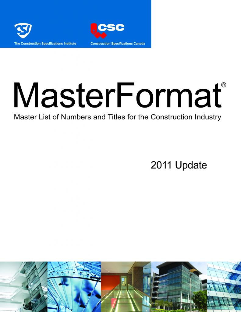 canadian national master construction specification pdf