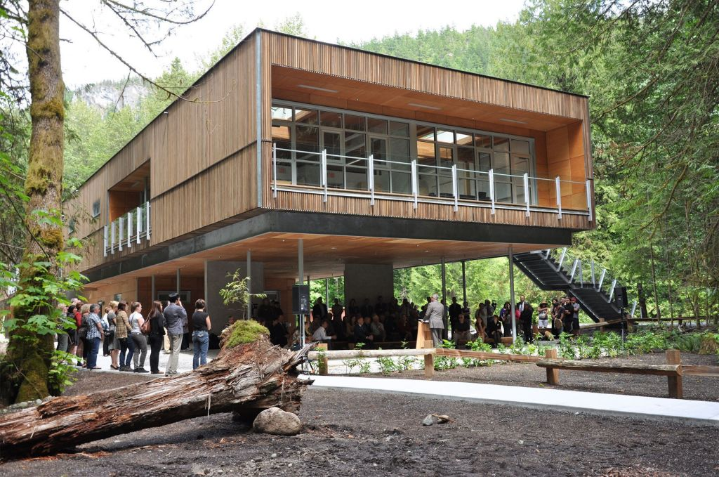 West Coast Mass Timber Projects Celebrate Wood
