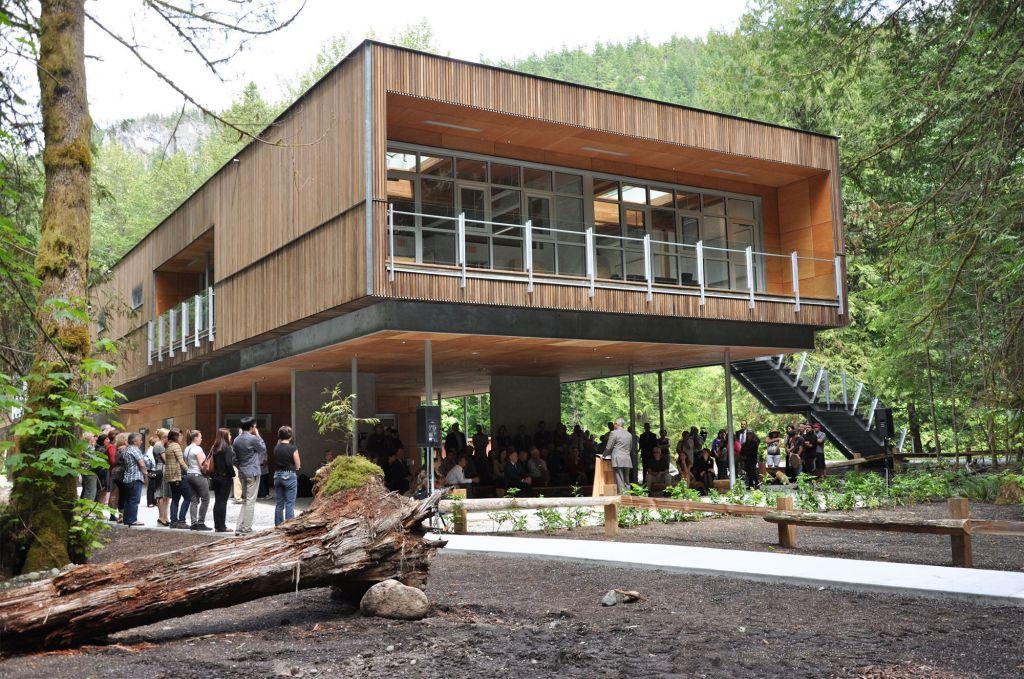 West Coast Mass Timber Projects Celebrate Wood