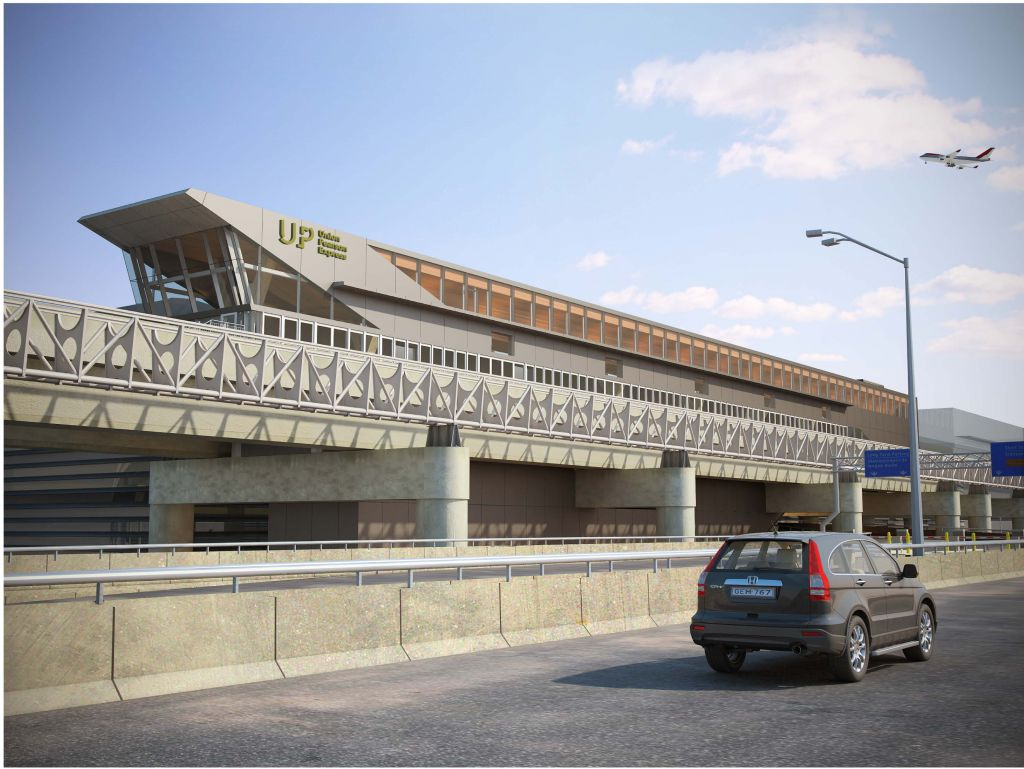 Expanding Toronto Transit To The Airport Construction Canada