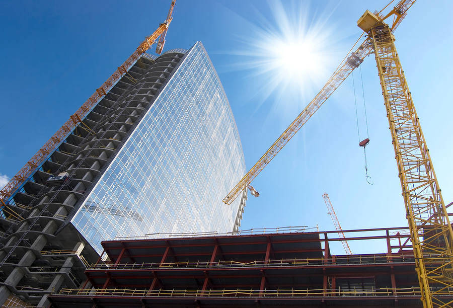 A prediction of moderate growth for the Ontario construction industry was presented at the 2013 Ontario Construction Secretariat (OCS) Annual State of the Industry and Outlook Conference. Photo © BigStockPhoto/Sosnitskiy Evgen