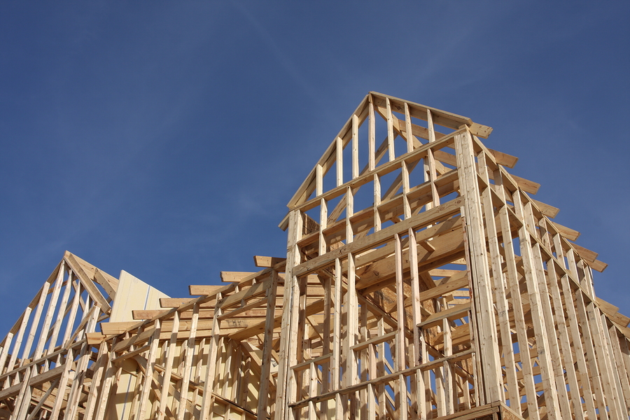 Housing starts across Canada during the month of February remain stable and on track with the predictions made by Canada Mortgage and Housing Corporation (CMHC). Photo © BigStockPhoto/David Lee