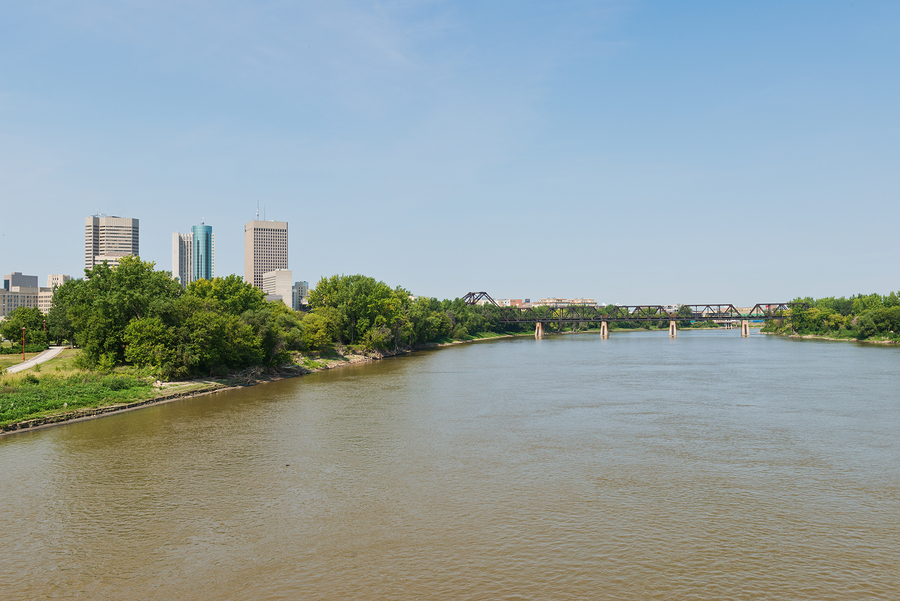 Manitoba's government has revealed plans for the province's infrastructure. Photo © BigStockPhoto/Hank Shiffman