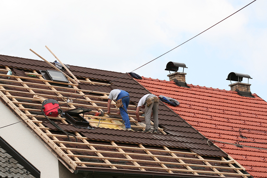 Global demand for roofing products is expected to increase over the next five years. Photo © BigStockPhoto/Gordana Sermek