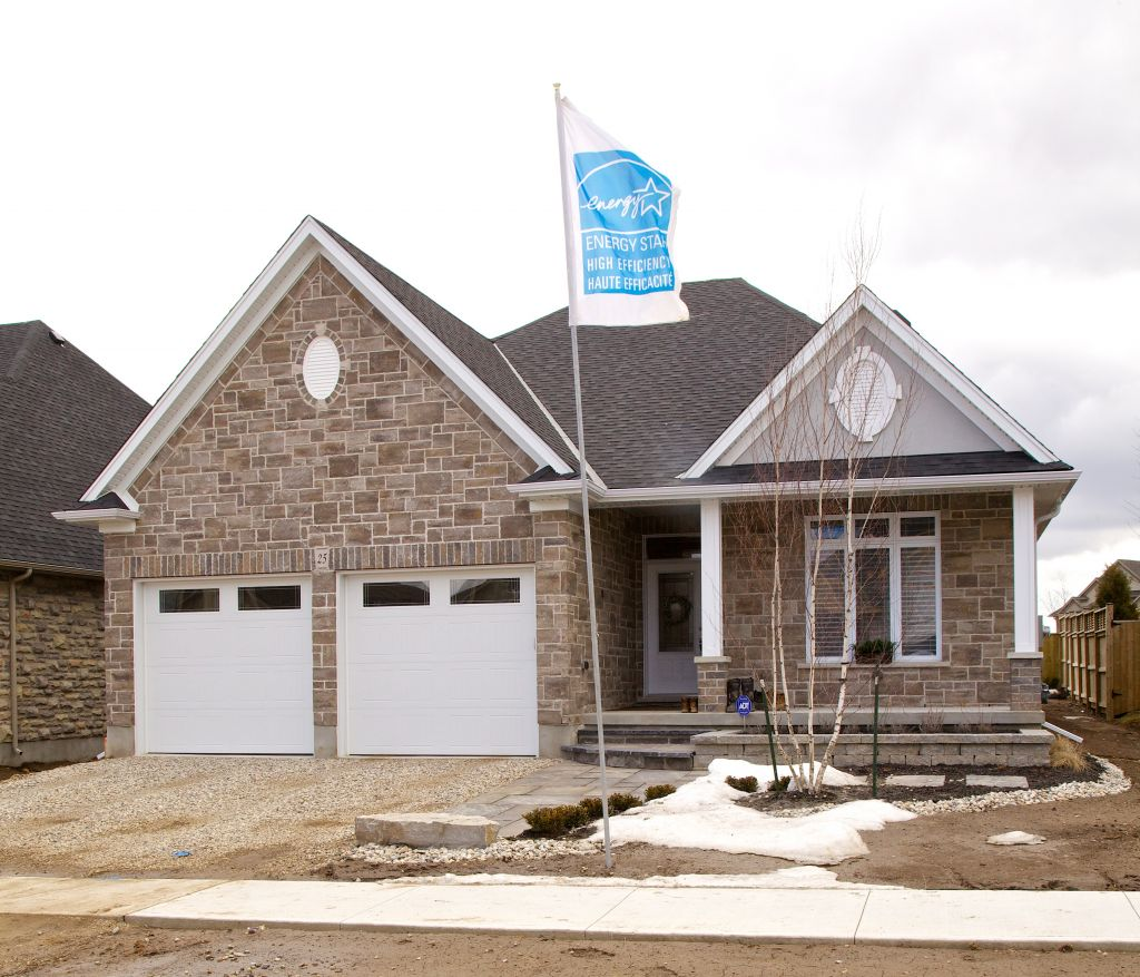 Ontario Home Qualifies For New Energy Star Standard