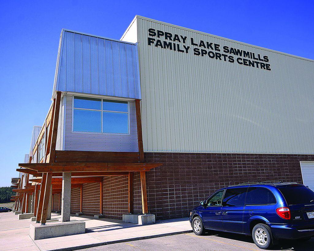 Alberta Multi Use Recreational Facility Expanding In