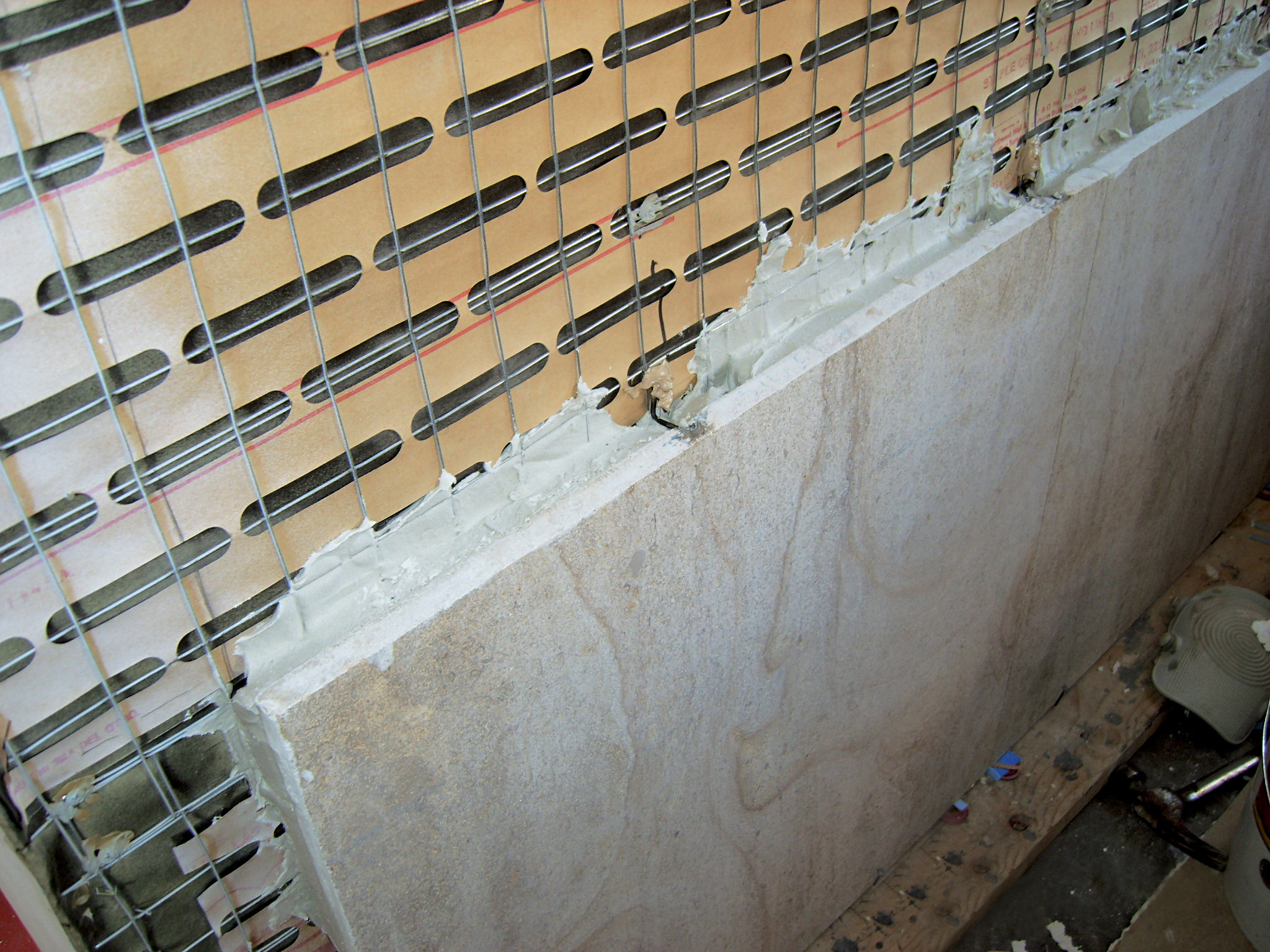 Specifying natural stone quality assurance and quality for Exterior framing