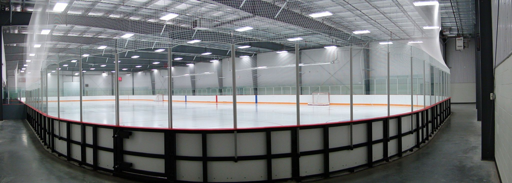 The 18,580-m2 (200,000-sf) Spray Lake Sawmills Family Sports Centre (Cochrane, Alta.) was completed in several phases. It offers track, turf, and gymnastics areas as well as several arenas and program rooms.