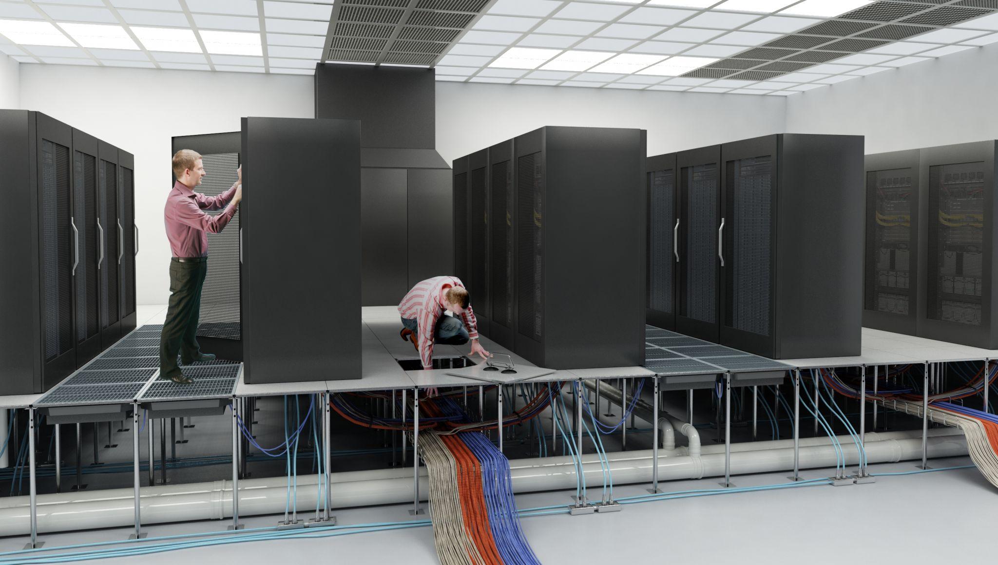 Data Center Raised Floor Standards Gurus
