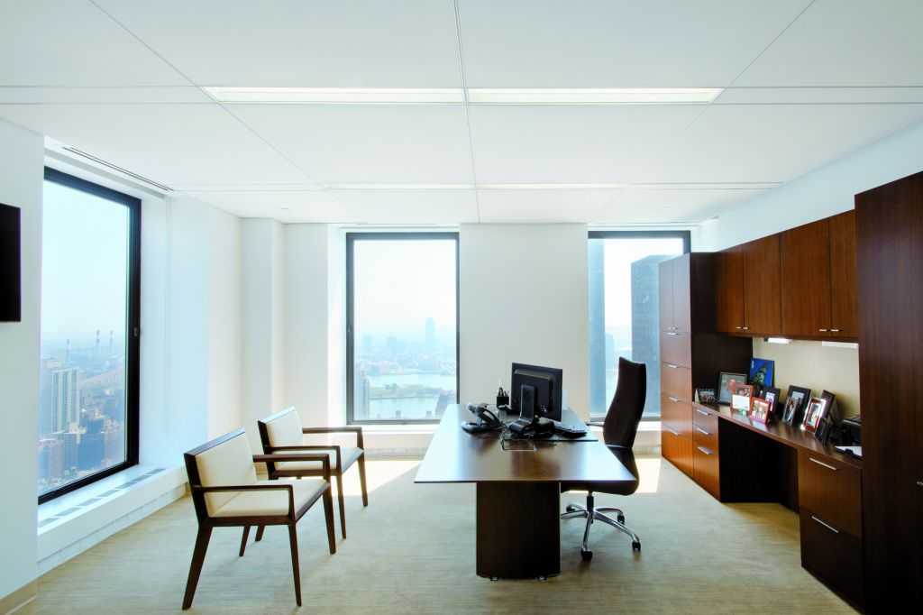 Keeping private conversations private is critical in executive offices, conference rooms, and other closed spaces in an office environment.