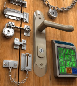 Product category rules (PCRs) for door hardware have been created to assist manufacturers in writing environmental product declarations (EPDs). Photo © BigStockPhoto/KTS Design