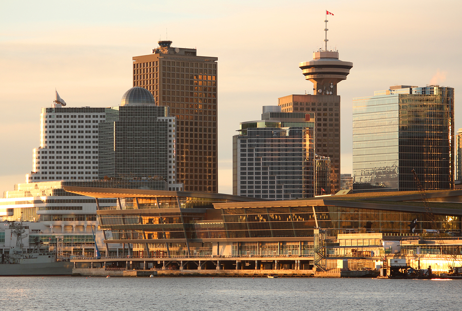 The Vancouver Convention Centre will host the CanaData Construction Industry Forecasts Conference West this October. Photo © BigStockPhoto/Max Lindenthaler