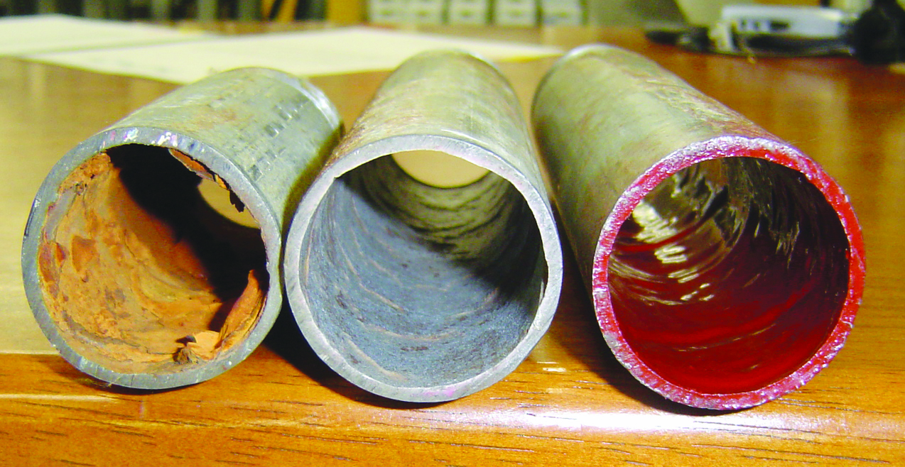 Traditional repair options of removing and replacing pipes are one route; in-place pipe lining—in terms of both barrier coatings and structural liners—is another.