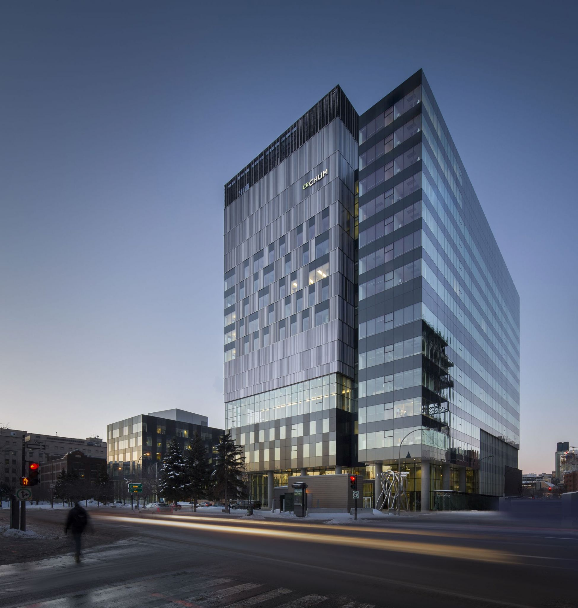 Qu 233 Bec Research Centre Achieves Leed Gold Construction
