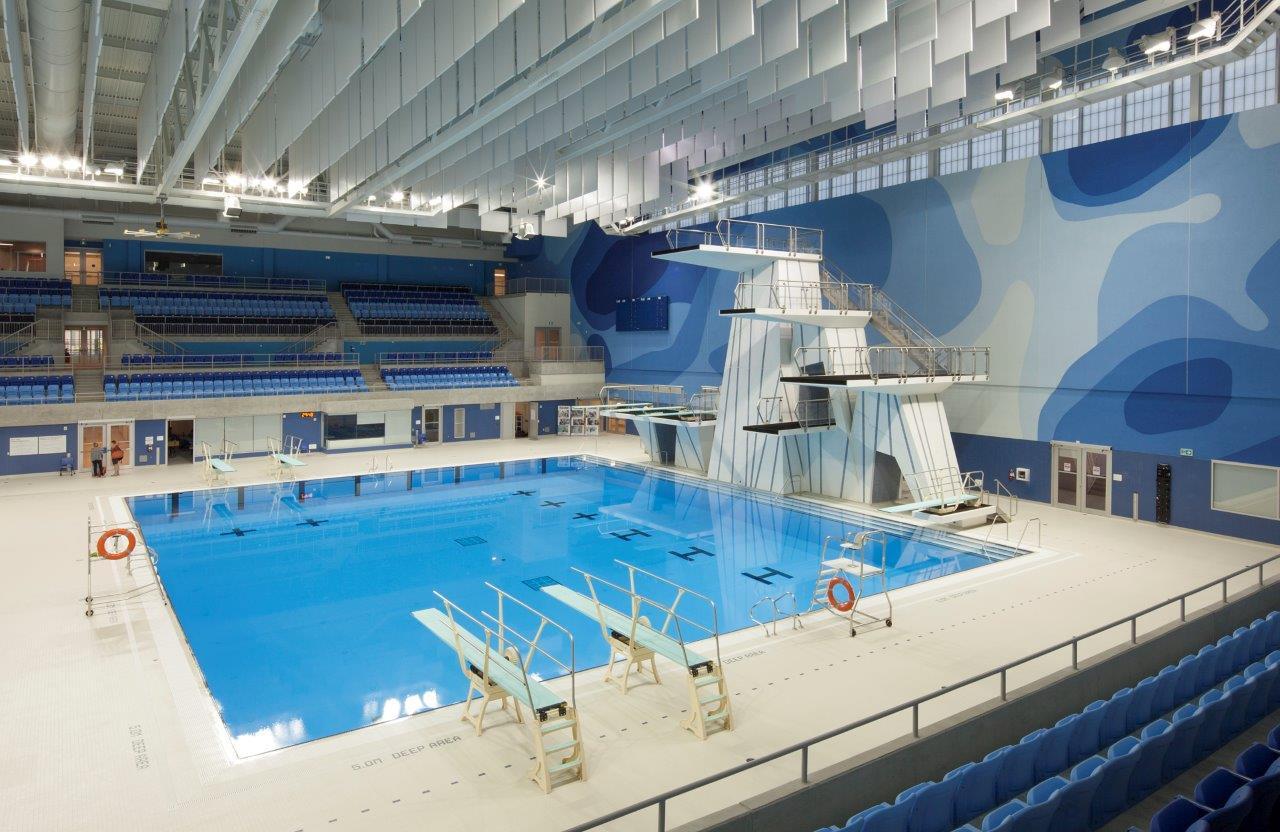 Aquatic Centre Wins Surprise Award Construction Canada