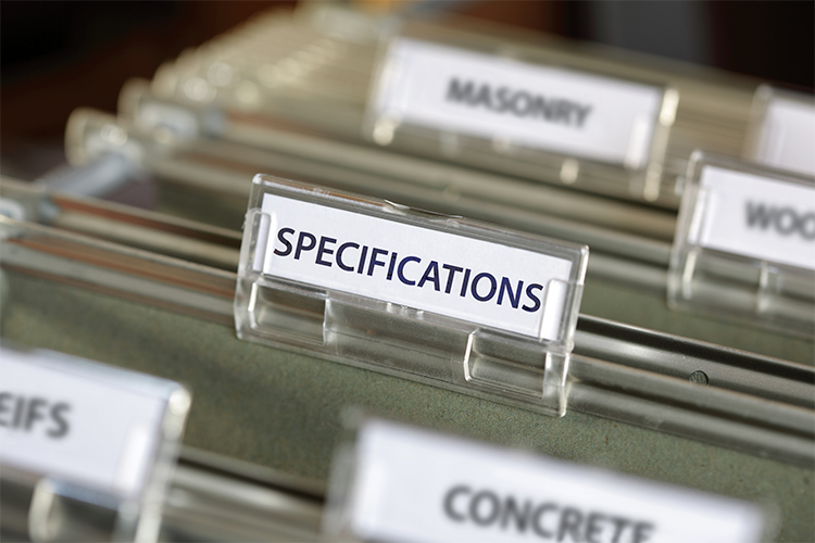 By providing better product documentation, and following CSC practices, manufacturers assist specifiers in doing their job. Photo © BigStockPhoto