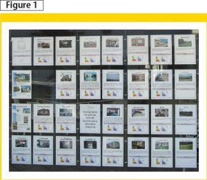 Multiple listings with Energy Performance Certificates in France. Photo courtesy Cedaridge Services Inc.