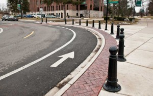 Bollards play an essential role in any successful traffic management plan.