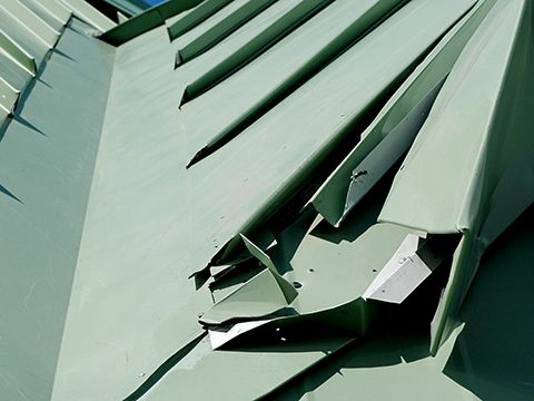 snow guard fascia snow guards and metal roofs 101 page 2 of 5 construction canada