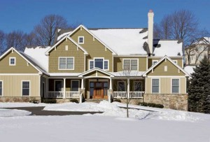 Properly installed insulated siding can meet the definition of continuous insulation, keeping warm air in and cold air out.