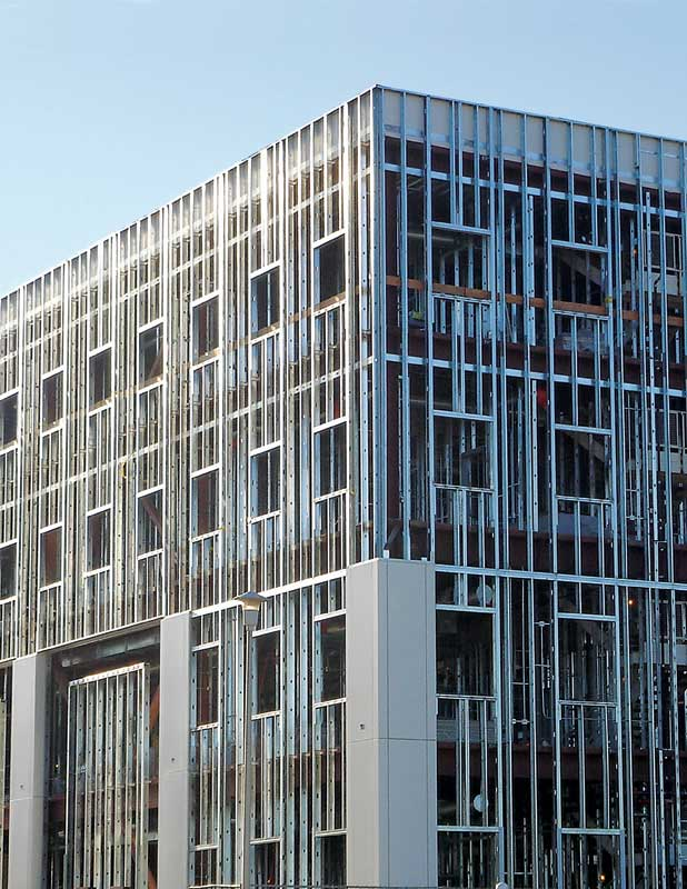 Hot Innovations In Cold Formed Steel Framing