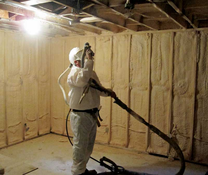Insulating Energy-efficient Homes