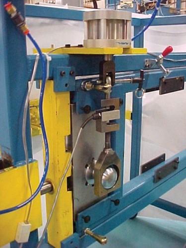 vertical load test