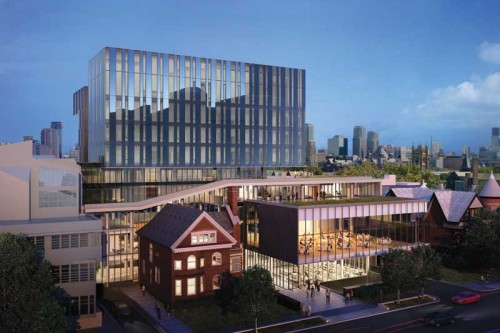 Images courtesy KPMB Architects