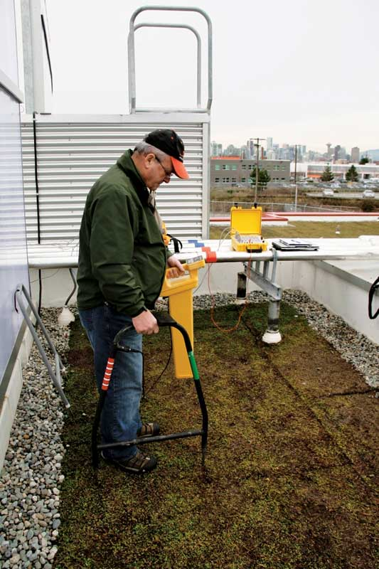 Waterproofing Considerations For Green Roofs Page 2 Of 2