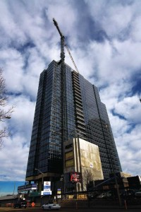 Designed by Kasian, EPCOR Tower has redefined the Edmonton skyline by virtue of being the first office high-rise in two decades. Photo © Ken Cantor