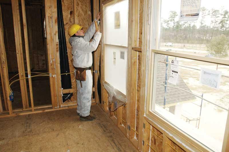 Achieving Safe Spray Foam Insulation Applications
